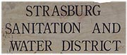 Strasburg Sanitation and Water District